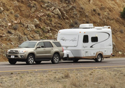 An RV doesn't have to cost an arm & a leg!