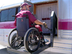 Handicapped RVers travel too